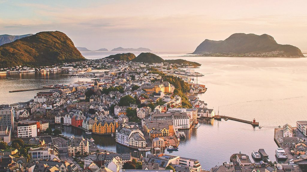 vårdbemanning i Norge
